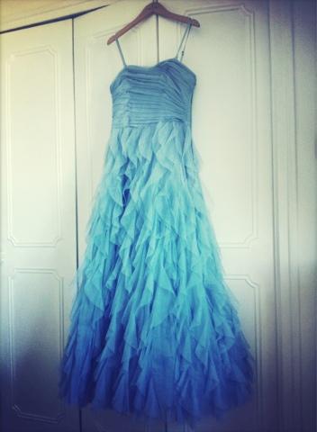 Naf naf robe enchanteresse bleu
