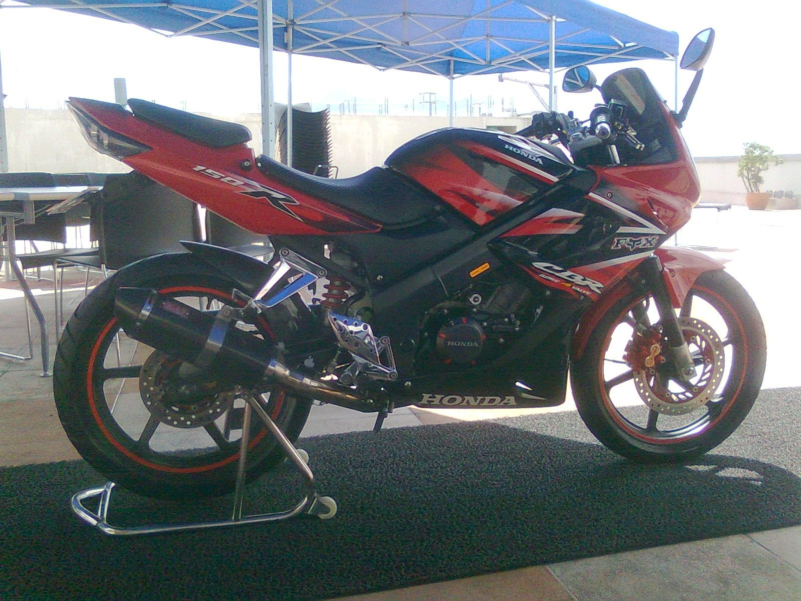 Honda Cbr 150r Modification