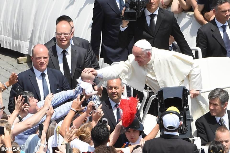 Watykan, 5 czerwca 2016 - 13312666_1221820384496230_7682583945812871169_n.jpg
