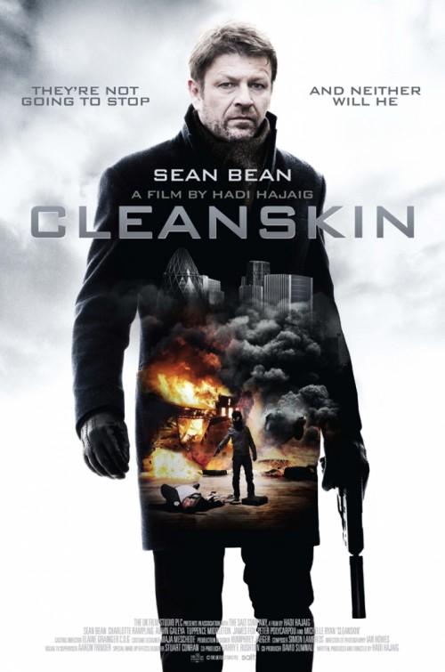 Vỏ Bọc Hoàn Hảo - Cleanskin (2012)