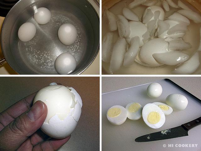 Roman Eggs