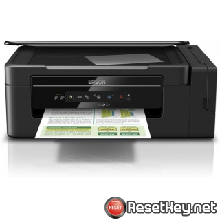 How to reset Epson L3060 printer