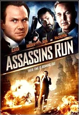 Filme Poster Assassins Run DVDRip XviD & RMVB Legendado