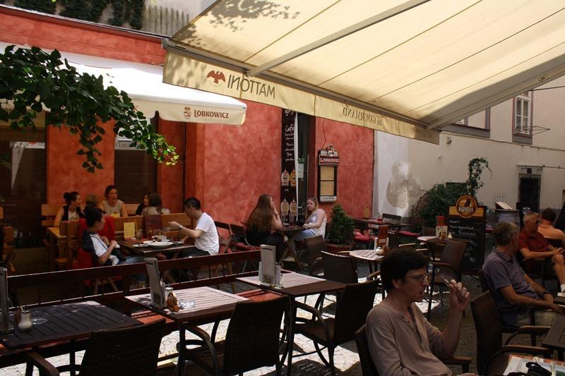 Au Gourmand Praha
