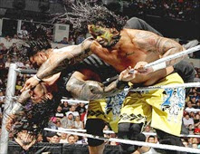 WWE Main Event 2013/08/21