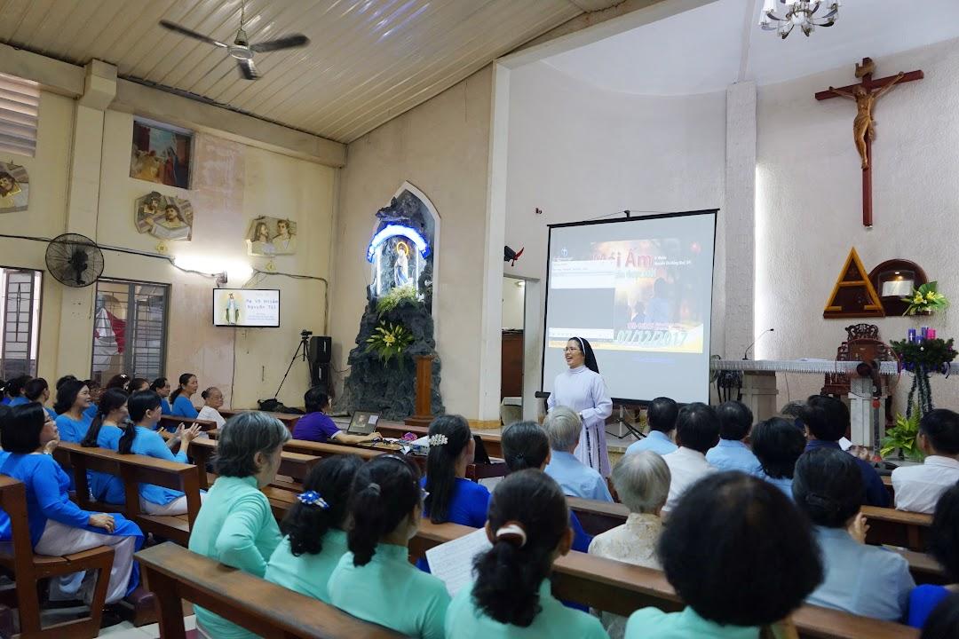 Hiệp Hội Thánh Mẫu Việt Nam : Mừng kính Đức Mẹ Vô Nhiễm Nguyên tội - Ảnh minh hoạ 3