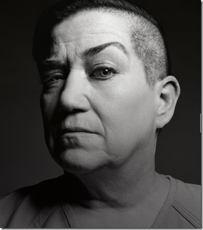 lea delaria (carrie big boo black)