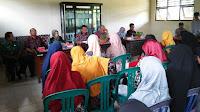 Desa Bentar dan Bentarsari Bertekad Jadi Kampung  Batik