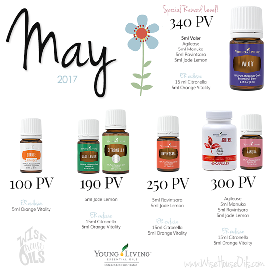 May 2017 Young Living Promo WHO
