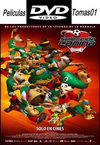 Selección Canina (2015) DVDRip