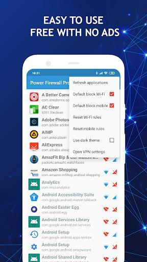 Power Firewall Pro screenshot 4