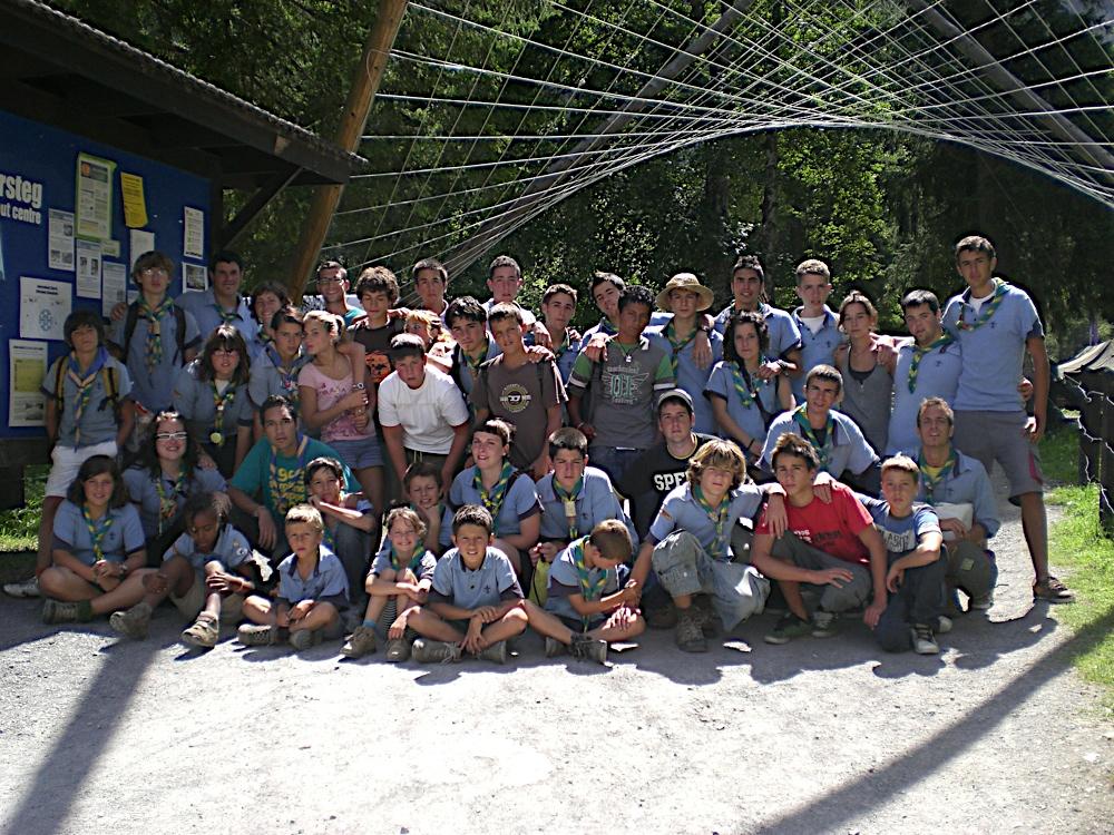 Campaments a Suïssa (Kandersteg) 2009 - CIMG4694.JPG