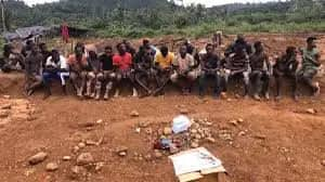 MAHAMA ADMIT TO FREE SMALL SCALE MINERS JAILED UNDER AKUFO-ADDO OVER GALAMSEY