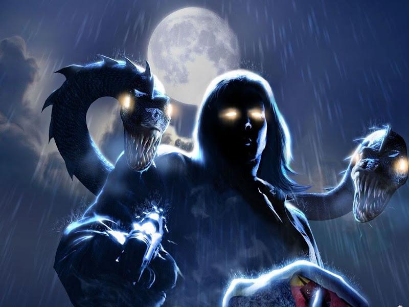 Creature Being, Evil Creatures