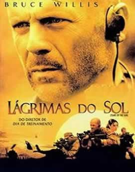 Capa Lágrimas do Sol Dublado 2003 Torrent