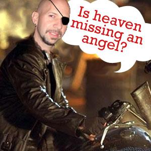 Strauss Is Heaven Missing An Angel, Neil Strauss