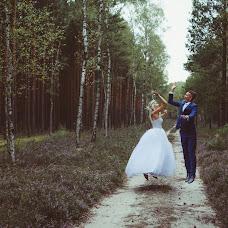 Wedding photographer Justyna Pruszyńska (pruszynska). Photo of 16.12.2017
