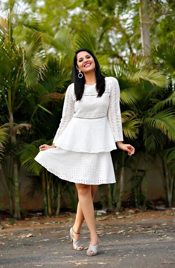 Anasuya Bharadwaj Still Looking Eighteen
