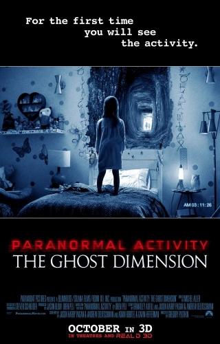 Lời Nguyền Bí Ẩn 5: Không gian ma - Paranormal Activity 5: The Ghost Dimension (2017)