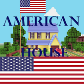American Minecraft house ideas