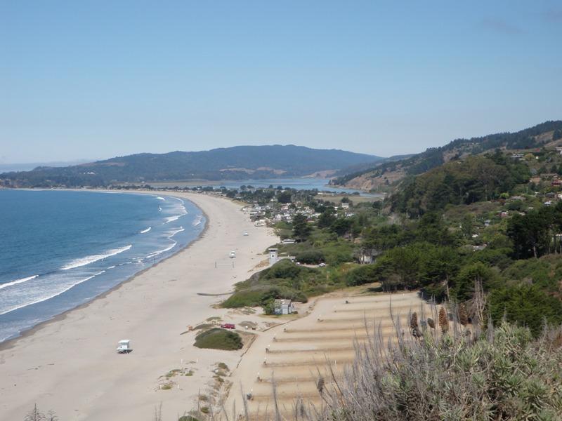 California Coast • Stinson Beach