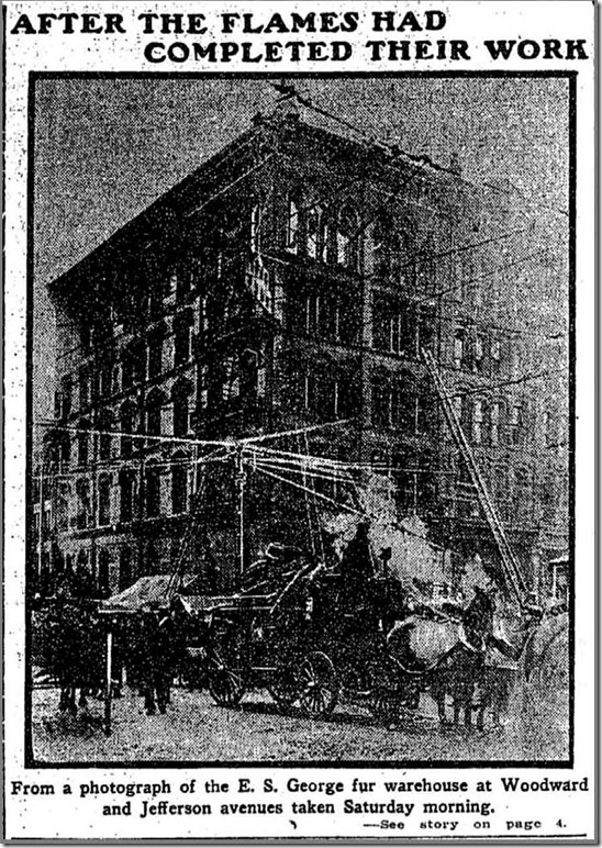 HAYES_Wm_warehousefire pic_DFP_22 Dec 1907_pg 1 - Copy
