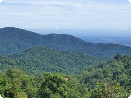 Genting highlands in Jun