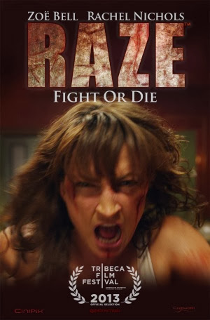 Filme Poster Raze HDRip XviD & RMVB Legendado
