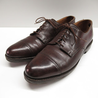 Peal & Co. For Brooks Brothers Lace Ups