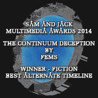 Won Best Alternate Timeline in the SJMA 2014