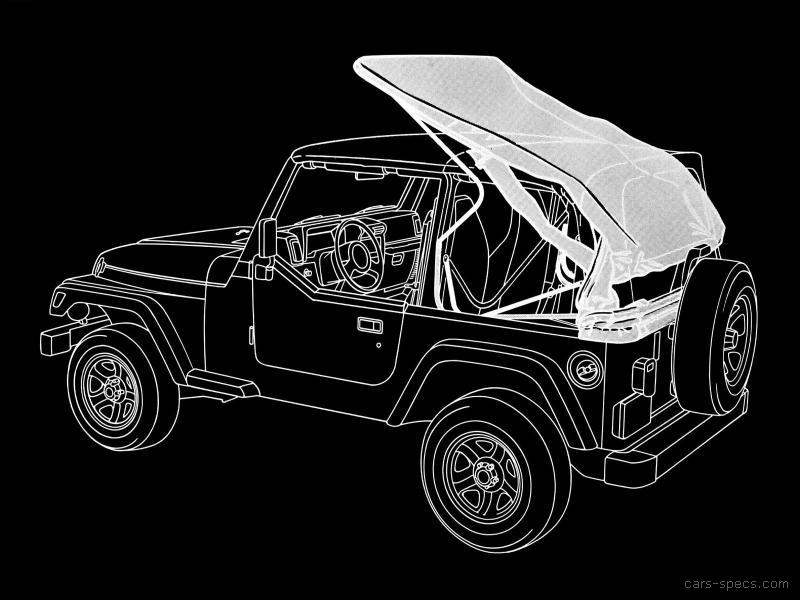 2000 jeep wrangler suv specifications pictures prices. Black Bedroom Furniture Sets. Home Design Ideas