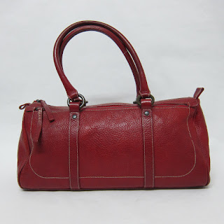 Marc Jacobs Pebbled Leather Bag