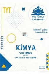Çöz Kazan Yayınları TYT Kimya Tamamı Video Çözümlü Soru Bankası