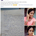 Lmao: Secondary school student who's looking for a SISTER writes his Teacher, Chioma a love letter... but Assurance is missing [Here's the Letter]