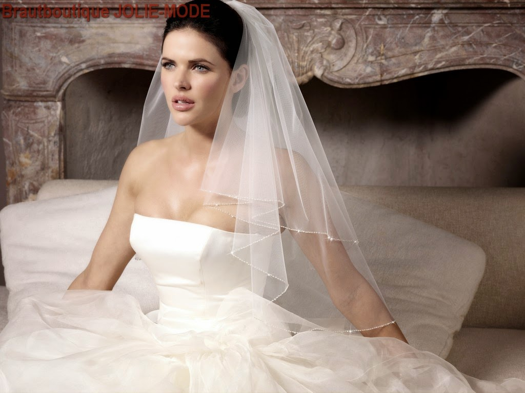 Jolie-Mode :: Schleier, Brautmode, Brautkleider, Hochzeitskleider ...