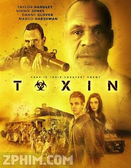 Virus Chết Người - Toxin (2015) Poster