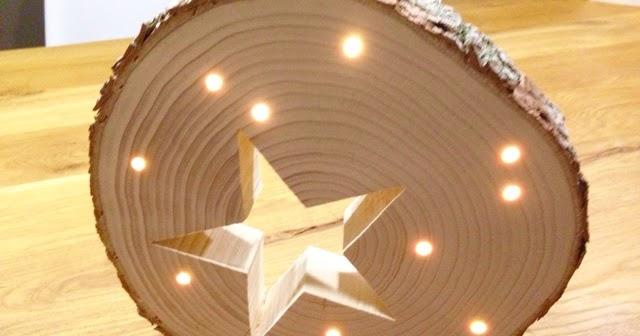 muckelfuchs holz stern licht ein bisschen weihnachtsstimmung. Black Bedroom Furniture Sets. Home Design Ideas