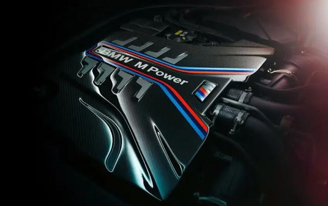 سيارة BMW M8 غران كوبيه 2021