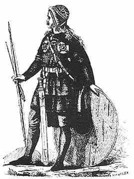 Vendel Warrior, Asatru Gods And Heroes