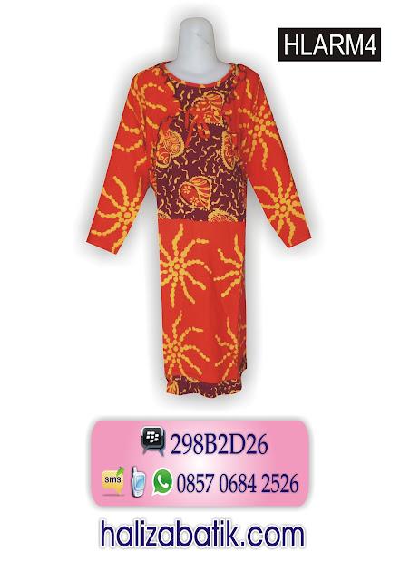 model baju batik anak, model baju batik anak perempuan, batik pekalongan murah
