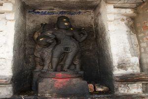 Thiruchemponpalli (Semponarkoil) Temple – Sri Arthanareeswarar