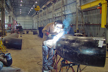Welding Carbon Steel Pipe Fabrication