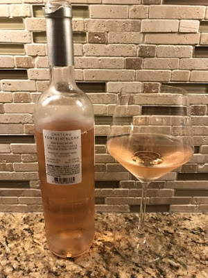 Sassy Wine Belly - Château Fontainebleau Rosé 2015