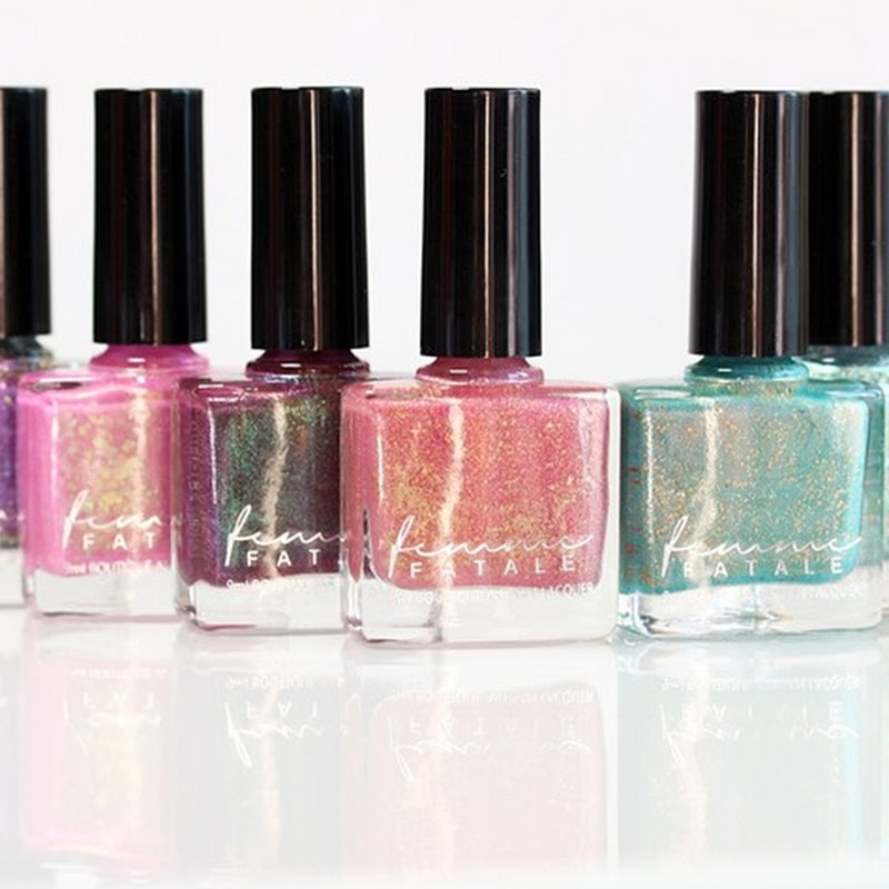 [Swatches] Femme Fatale–Afterlight Gala