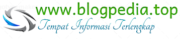 Logo Footer Blogpedia