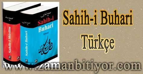 Sahihi Buhari Türkçe Hadis Kitabı İndir