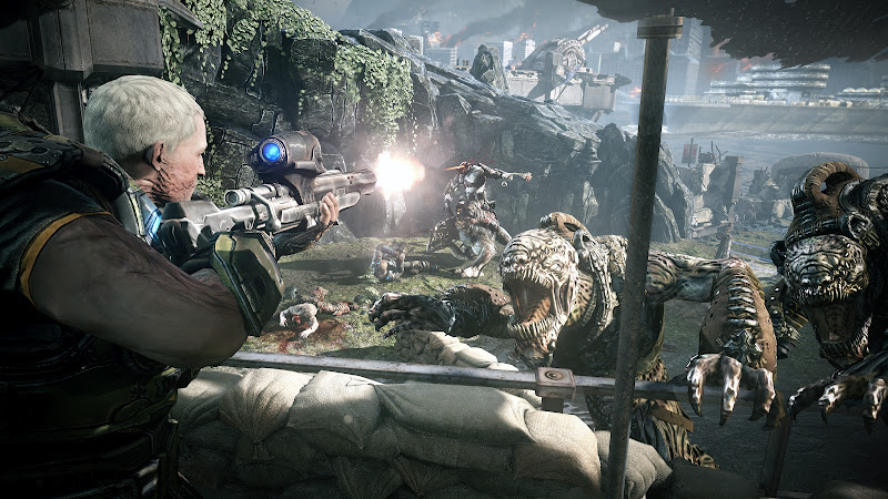 Gears of War Judgment : le mode OverRun