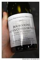 """thevenot-Bourgogne-Hautes-Côtes-de-Nuits-""""Clos-du-Vignon"""""""