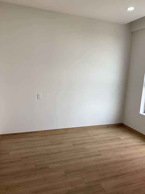 Phòng ngủ căn 1PN rẻ nhất Bcons Suối Tiên
