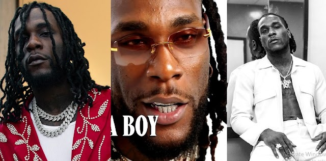 """""""My Joints Are Squeaking""""— Burna Boy Cries Out, Barely 24 Hours After Turning 30"""